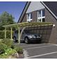 KARIBU Carport »Eco 3«, BxHxT: 363 x 249 x 622 cm, grün-Thumbnail