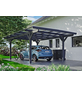 SKANHOLZ Carport »Odenwald«, Außenmaß BxT: 350 x 440 cm, schiefergrau-Thumbnail