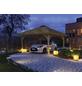 KARIBU Carport »Pavillon Carport«, Außenmaß BxT: 706,5 x 359 cm, natur-Thumbnail