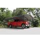 SHELTERLOGIC Carport »Stahlcarport Garage Überdachung«, BxHxT: 370 x 260 x 610 cm, anthrazitgrau|schwarz-Thumbnail
