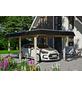 SKANHOLZ Carport »Wendland«, Außenmaß BxT: 315 x 496 cm, natur-Thumbnail