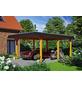 SKANHOLZ Carport »Wendland«, Außenmaß BxT: 365 x 496 cm-Thumbnail