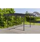 Westmann Carport »Westmann Carport«, BxHxT: 300 x 220 x 576 cm, anthrazit-Thumbnail