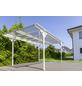 Westmann Carport »Westmann Carport«, BxHxT: 305 x 232 x 503 cm, weiß-Thumbnail