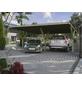 WEKA Carport »Y«, Außenmaß BxT: 588 x 362 cm, grün-Thumbnail