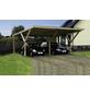 WEKA Carport »Y«, BxHxT: 594 x 250 x 606 cm, grün-Thumbnail