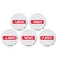 ABUS Chip-Sticker »AZ5502«, 5 Stück, weiß-Thumbnail