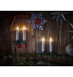 Krinner Christbaumkerzen Lumix Superlight Flame mini, Elfenbein, 6er-Thumbnail