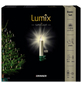 Krinner Christbaumkerzen Lumix Superlight mini, Cashmere, 12er-Thumbnail