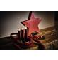 Krinner Christbaumkerzen Lumix Superlight mini, Rot | Grün, 6er-Thumbnail