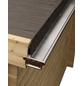 WOLFF Dachkastenrinne für Finnhaus Wolff-Produkte, BxT: 7 x 900 cm, Aluminium-Thumbnail