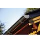 WOLFF Dachrinne für Gartenhäuser, BxT: 12 x 250 cm, Kunststoff-Thumbnail