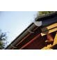 WOLFF Dachrinne für Gartenhäuser, BxT: 7 x 650 cm, Kunststoff-Thumbnail