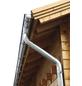 WOLFF Dachrundrinne für Finnhaus Wolff-Produkte, BxT: 8 x 600 cm, Aluminium-Thumbnail