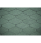 Dachschindel Bitumen grün 2m²-Thumbnail