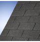 KARIBU Dachschindel, Bitumen, schwarz, Paketinhalt: 3 m²-Thumbnail
