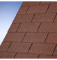 KARIBU Dachschindel, Holz, dunkelrot, Paketinhalt: 3 m²-Thumbnail