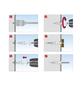 TOX Dämmstoffdübel, Polyethylen, 2 Stück, 14 x 85 mm-Thumbnail
