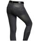 Schockenmöhle Sports Damenreithose Delphi Jeans FS, Größe: 38, graphit-Thumbnail