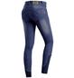 Schockenmöhle Sports Damenreithose Delphi Jeans FS, Größe: 38, jeans blue-Thumbnail