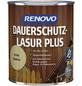 RENOVO Dauerschutzlasur, für außen, 0,75 l, farblos, seidenglänzend-Thumbnail