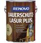 RENOVO Dauerschutzlasur, für außen, 2,5 l, farblos, seidenglänzend-Thumbnail