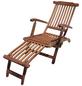 GARDEN PLEASURE Deckchair »Phoenix«, Gestell: Eukalyptusholz-Thumbnail