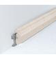 FN NEUHOFER HOLZ Deckenleiste, Holzoptik Kiefer/weiß/grau, MDF, LxHxT: 240 x 1,4 x 3,6 cm-Thumbnail