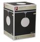PAULMANN Deckenleuchte »Ceiling Globe/URail« chromfarben/weiss 10 W, E14, dimmbar, ohne Leuchtmittel-Thumbnail