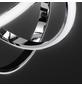 wofi® Deckenleuchte chromfarben 49 W, 1-flammig, dimmbar, inkl. Leuchtmittel in warmweiß-Thumbnail