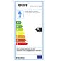 wofi® Deckenleuchte chromfarben 5,75 W, 8-flammig, dimmbar, inkl. Leuchtmittel in warmweiß-Thumbnail