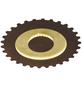 wofi® Deckenleuchte goldfarben 37 W, 2-flammig, inkl. Leuchtmittel in warmweiß-Thumbnail