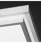 wofi® Deckenleuchte »HALDEN« stahlfarben 15 W, 1-flammig, inkl. Leuchtmittel in warmweiß-Thumbnail