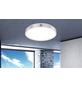 GLOBO LIGHTING Deckenleuchte, ROBYN, Weißaluminium-Thumbnail