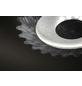 wofi® Deckenleuchte silberfarben 27 W, 2-flammig, inkl. Leuchtmittel in warmweiß-Thumbnail