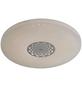 wofi® Deckenleuchte weiß 20 W, 1-flammig, dimmbar, inkl. Leuchtmittel in tageslichtweiß-Thumbnail