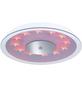 wofi® Deckenleuchte weiß 24 W, 1-flammig, dimmbar, inkl. Leuchtmittel in warmweiß-Thumbnail