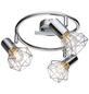GLOBO LIGHTING Deckenleuchte »XARA I«, E14, ohne Leuchtmittel-Thumbnail