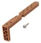 WOLFCRAFT Deckverbinder, 6973000, Kunststoff, 10 St.-Thumbnail