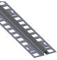 alfer® aluminium Dehnfugenprofil, BxHxL: 5 x 1 x 250cm, Polyvinylchlorid (PVC)-Thumbnail