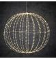 Luca Lighting Deko-Kugel, rund, ø: 60 cm, Netzbetrieb-Thumbnail