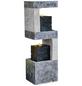 GRANIMEX Dekobrunnen »Kaito«, Höhe: 88 cm, granitfarben, inkl. Pumpe-Thumbnail