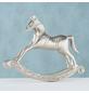 BOLTZE Dekofigur »Fabiano«, Pferd, Aluminium, silberfarben-Thumbnail