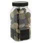 mica® decorations Dekomaterial mini Stein braun 1 kg-Thumbnail