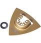 WOLFCRAFT Delta-Schleifplatte PRO 80 mm-Thumbnail