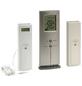 SUMMER FUN Digital-Funkthermometer, Kunststoff, weiß/grau-Thumbnail