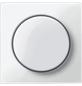 merten Dimmerabdeckung, System M, Polarweiß, Kunststoff, für Drehdimmer-Thumbnail
