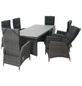 CASAYA Diningset »Jardel«, 6 Sitzplätze, inkl. Auflagen-Thumbnail