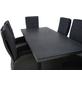 CASAYA Diningset »Jardel Earth Grey«, 6 Sitzplätze, inkl. Auflagen-Thumbnail