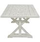 ploß® Diningtisch »Denver«, mit Aluminium-Tischplatte, BxTxH: 200x105x74 cm-Thumbnail
